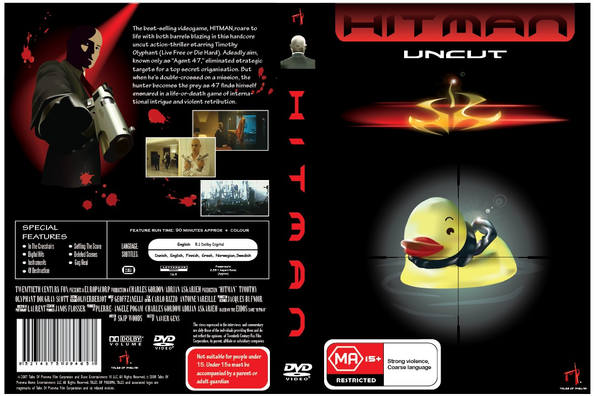 DVD Cover design – To Be The best Designer